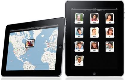 iPhoto on iPad