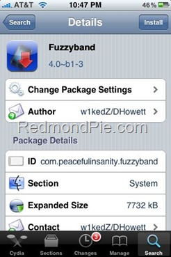 Downgrade iPhone OS 4.0 Beta 05.13.03 Baseband