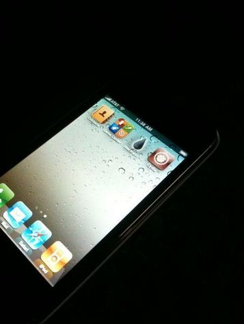 Jailbreak iPhone OS 4 with Blackra1n
