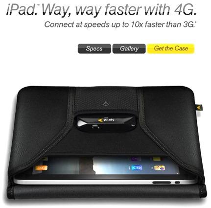 Sprint iPad 4G