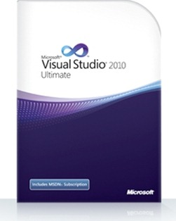 Visual Studio 2010 Ultimate Box