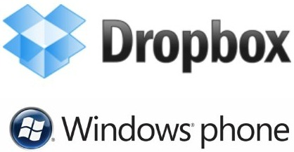 Dropbox Client for Windows Phones