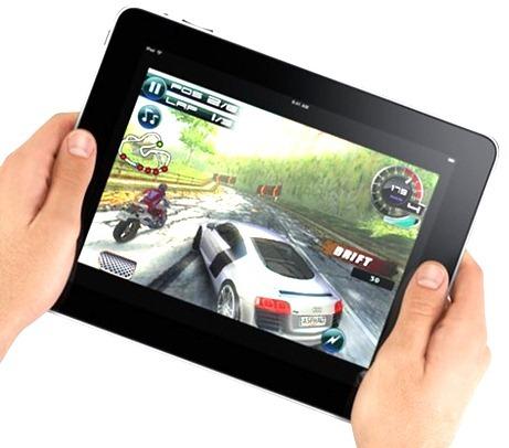 iPad OLED Screen