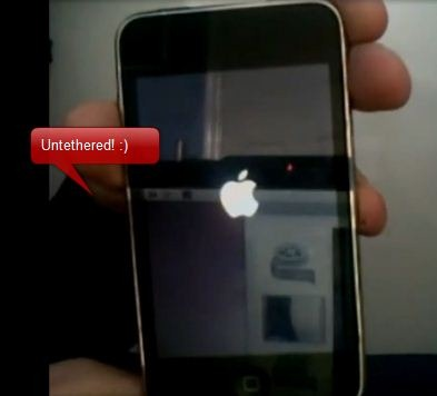 iPhone 3.1.3 Untethered Jailbreak