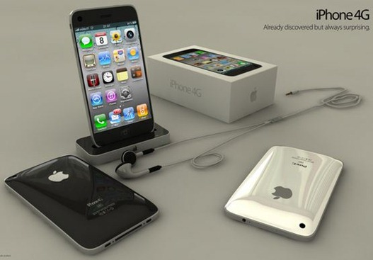 iPhone 4G - HD (2)