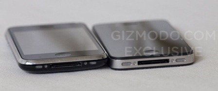 iPhone 4G and iPhone 3GS (1)