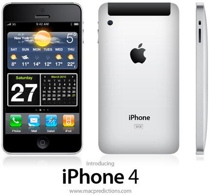 iPhone 4 / HD with Aluminum Unibody Concept