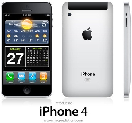 iPhone 4 HD