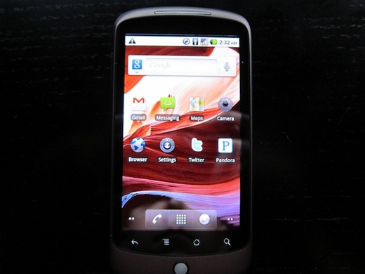 Android 2.2 for Nexus One (2)