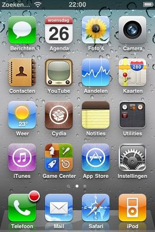 Jailbreak iPhone 3GS OS 4