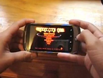Quake 3 on Nexus One