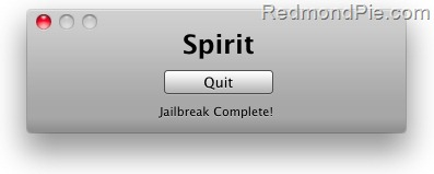 Spirit for iPad
