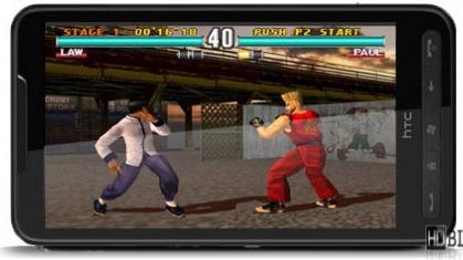 Tekken 3 on HD2