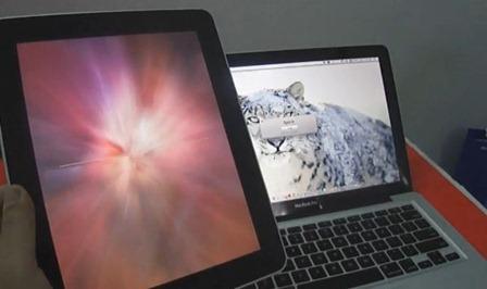 iPad 3.2 Jailbroken Using Spirit