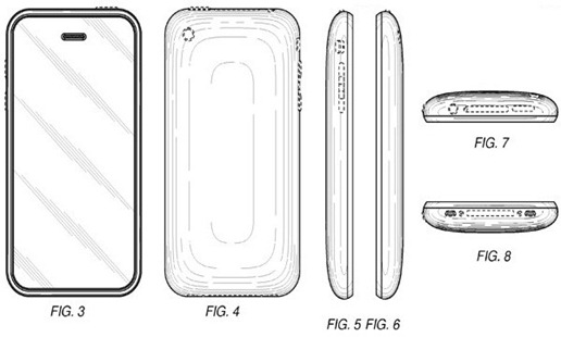 iPhone 3G and 3GS Patent