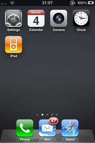 iPhone 4.0 Beta 3