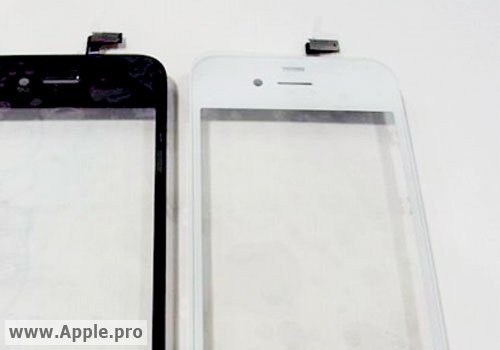 iPhone 4G HD White