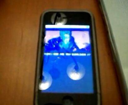 Flash on iPhone