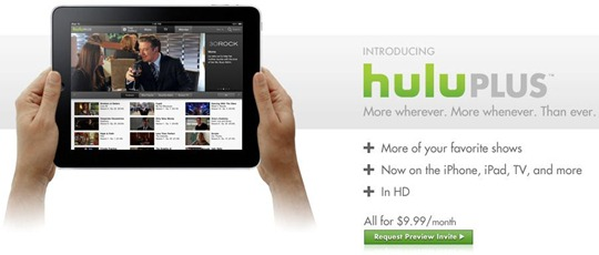 Download Hulu Plus App for iPhone, iPad  Coming Soon for Xbox 360
