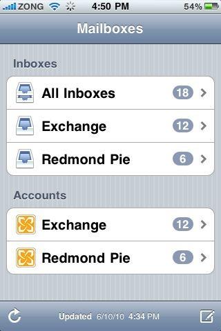 Universal Inbox