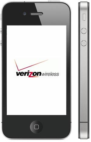 Verizon iPhone 4