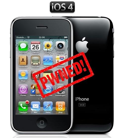 iOS 4.0 Jailbreak