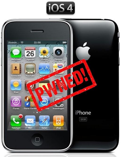 iOS 4.0 Unlock