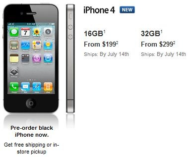 iPhone 4 Pre-Order