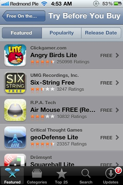 App Store (1)