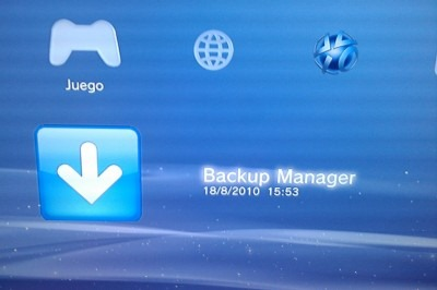 Back-Up-Manager
