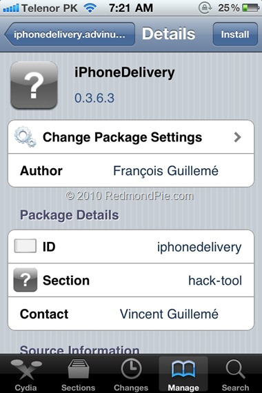 Cydia iPhone 4 (3)