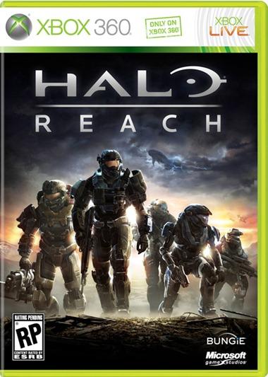 Halo Reach