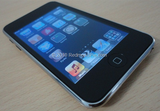 Jailbreak iPod touch 3G 2G MC Model