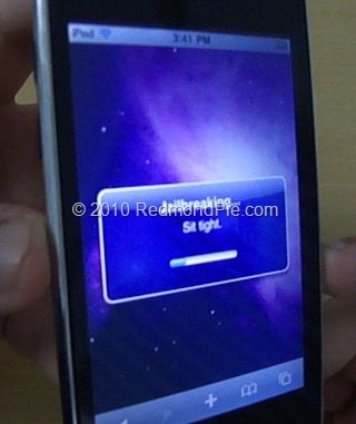 Jailbreak iPod touch JailbreakMe (4)