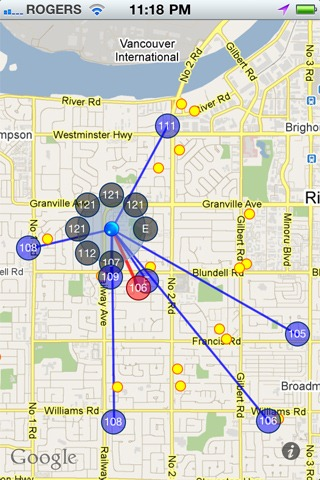 Signal App for iPhone Shows Detailed Info of Cellular Towers Around on