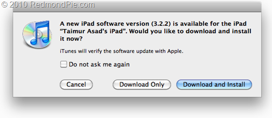 iPad 3.2.2