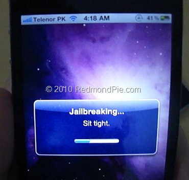 iPhone 4 JailbreaMe 2.0 Star (4)