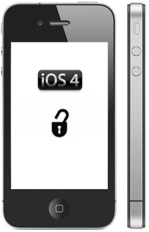 iPhone 4 Unlock