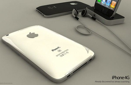 iPhone 5 Conceptual Image