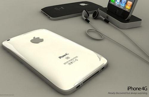 iPhone 5 Conceptual Image