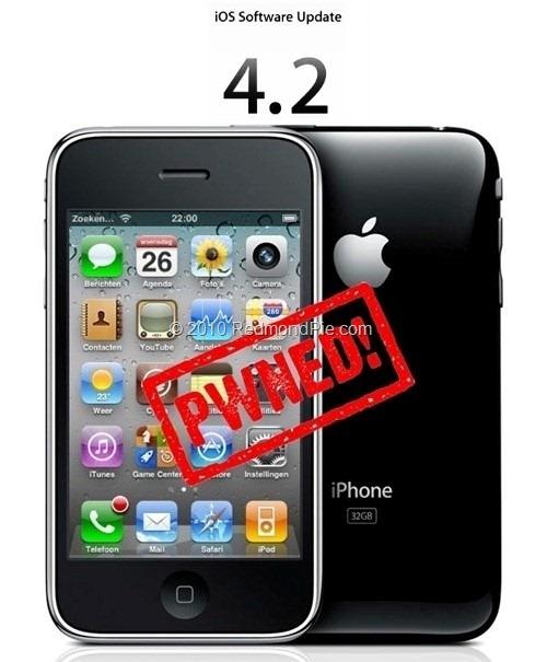 iOS 4.2 Jailbreak