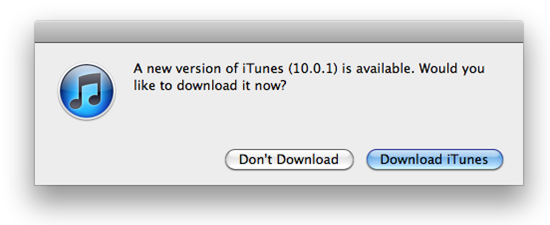 download itunes 10 0 1 for windows and mac redmond pie