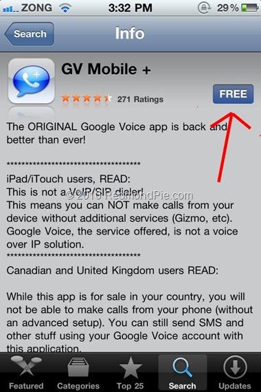 GV Mobile+ Free