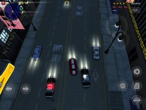 Grand Theft Auto: Chinatown Wars HD for iPad
