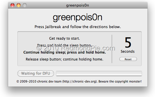 GreenPois0n for Mac (2)