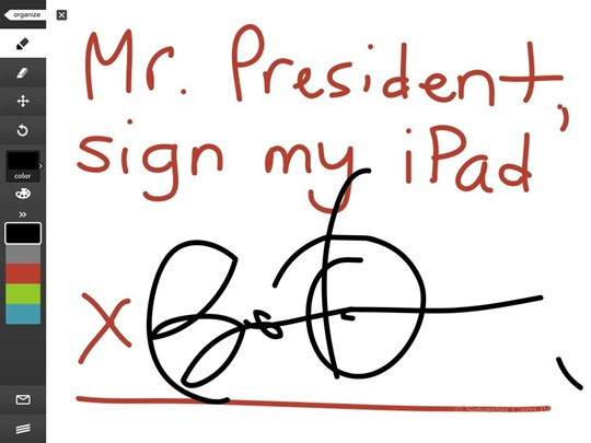 President-Signature