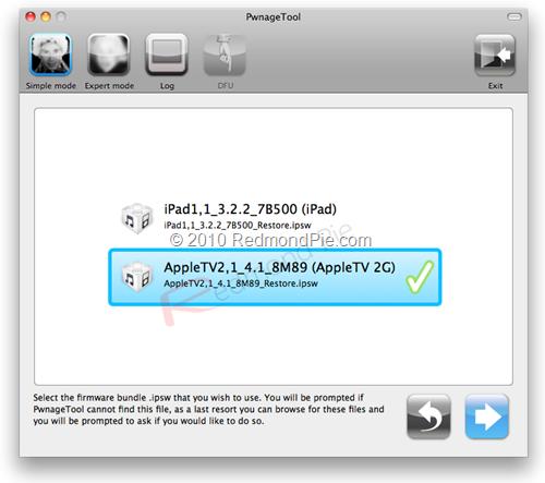 Apple TV 2G Jailbreak on iOS 4.1