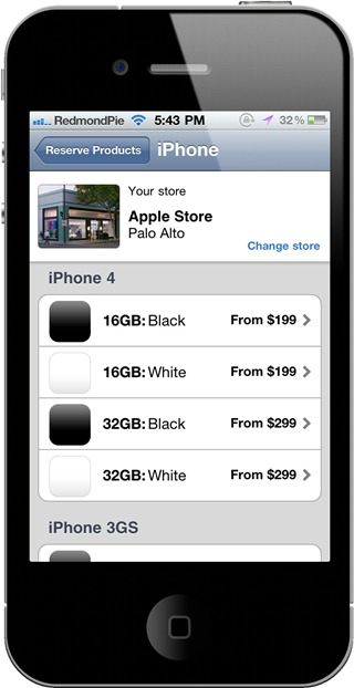 White iPhone 4 Reservations