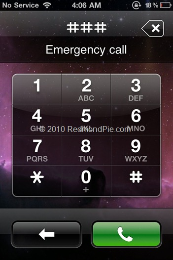 my iphone is locked up security flaw in ios 4 1 allows phone calls even when 6995