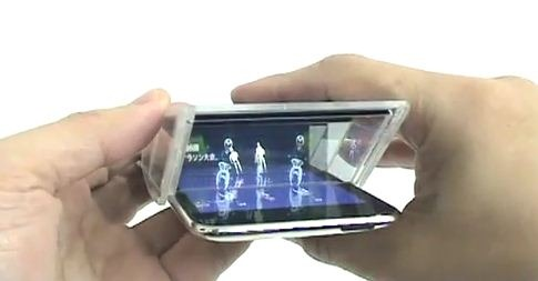 3D Videos on iPhone